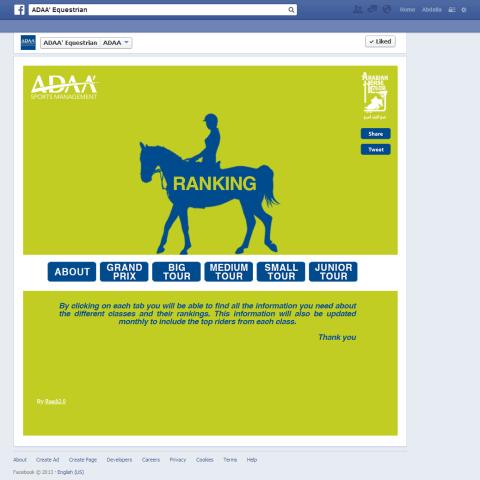 ADAA' Equestrian